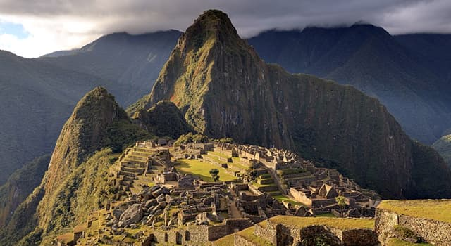 historia Pytanie-Ciekawostka: Kto zbudował starożytne miasto Machu Picchu w Peru?