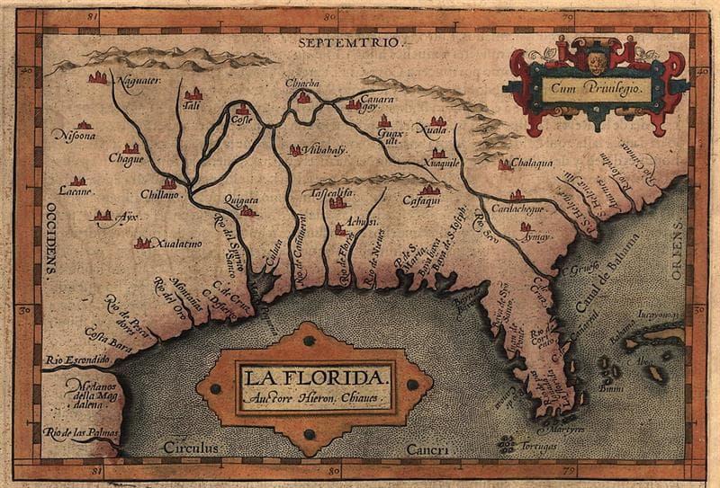 historia Pytanie-Ciekawostka: Kto odkrył Florydę?