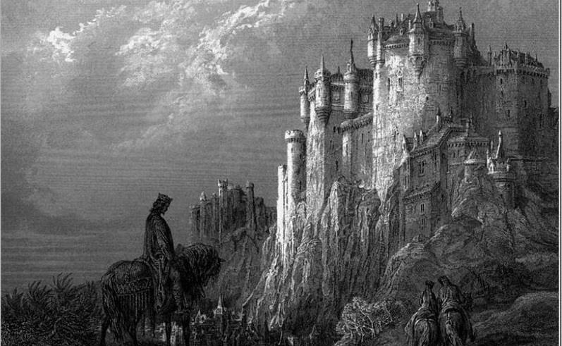 Kultur Wissensfrage: Mit wem verbindet man gewöhnlich das legendäre Camelot-Schloss?
