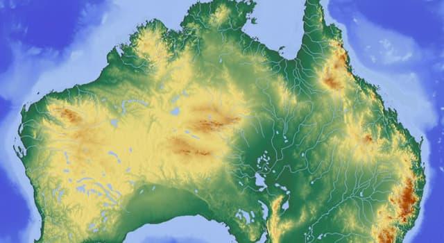 Geographie Wissensfrage: Welche Stadt war die Hauptstadt Australiens vor Canberra?