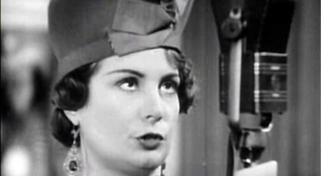 Películas Pregunta Trivia: ¿Cuál era el verdadero nombre de la actriz argentina Niní Marshal?