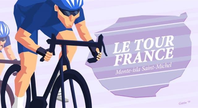 Deporte Pregunta Trivia: ¿Cuál es el ciclista que ha ganado más etapas en la carrera ciclista del Tour de Francia?