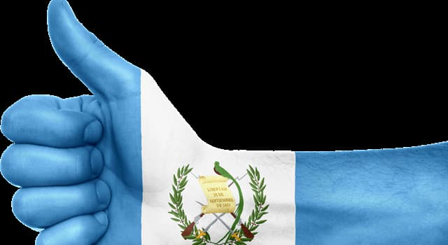 Geografía Pregunta Trivia: ¿Cuál es la capital de Guatemala?
