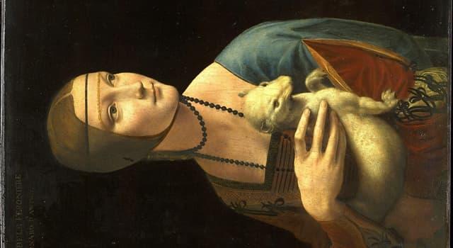 Cultura Pregunta Trivia: ¿De qué genio de la pintura es el retrato de la imagen?