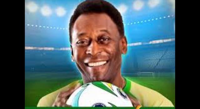 Deporte Pregunta Trivia: ¿En cuántas Copas del Mundo participó Pelé?