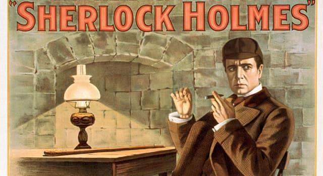 Kultur Wissensfrage: Wer war Professor Moriarty in der Sherlock-Holmes-Serie?