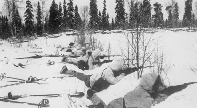 historia Pytanie-Ciekawostka: W którym roku podczas II wojny światowej Finlandia wypowiedziała wojnę Niemcom?