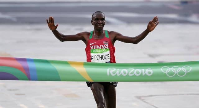 Deporte Pregunta Trivia: ¿Por qué en los Juegos Olímpicos, el maratón tiene una distancia de 42,195 km?