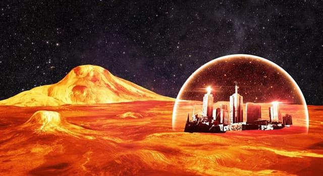 Historia Pregunta Trivia: ¿Por qué se creyó, a finales del siglo XIX, que había vida en Marte?