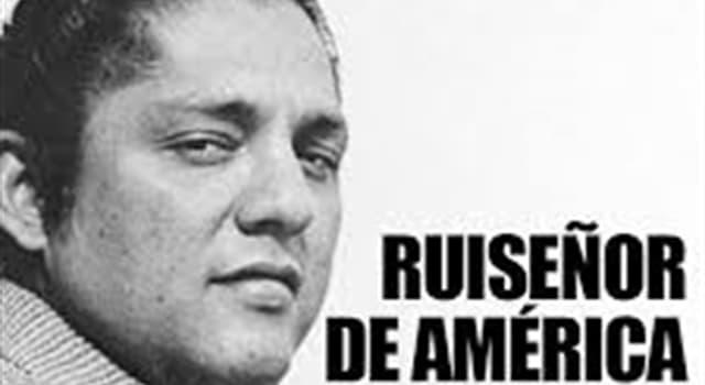 """Sociedad Pregunta Trivia: ¿Qué artista hispanohablante es conocido como el """"Ruiseñor de América""""?"""