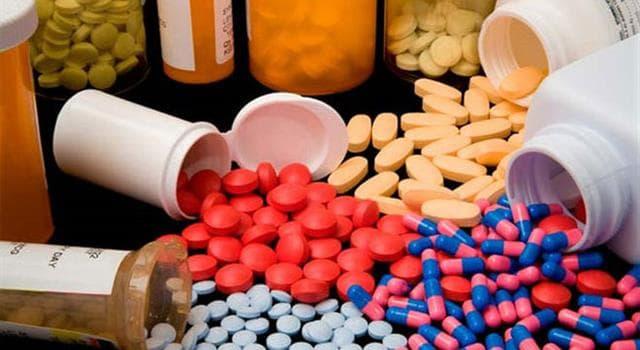 Sociedad Pregunta Trivia: ¿Qué compañía comercializa aspirina?