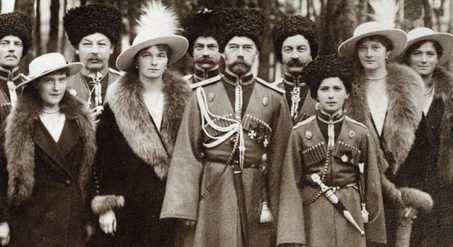 Historia Pregunta Trivia: ¿Qué evento extraordinario sucedió en Rusia en el año 1908?