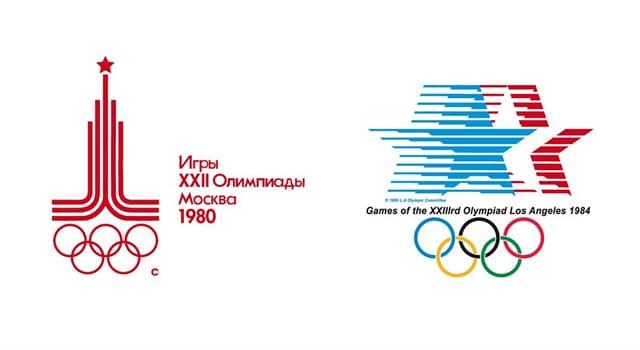 Deporte Pregunta Trivia: ¿Qué hecho político empañó a los Juegos Olímpicos de Moscú 1980 y Los Ángeles 1984?