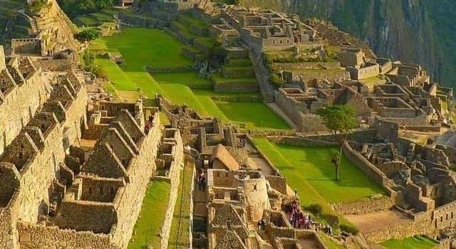 Historia Pregunta Trivia: ¿Cuál de estas leyendas explica el origen del hombre peruano?