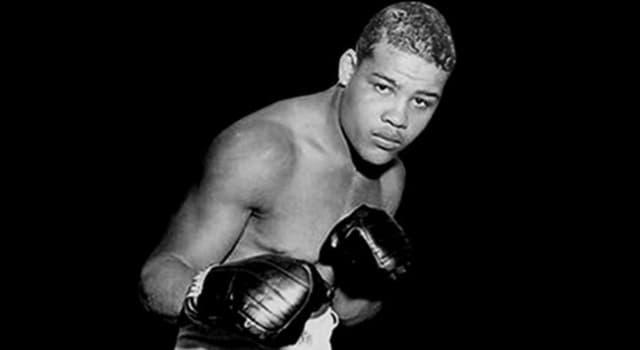 Deporte Pregunta Trivia: ¿Quién es el boxeador de la imagen?