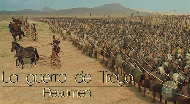 """Historia Pregunta Trivia: ¿Quién originó """"La Guerra de Troya""""?"""