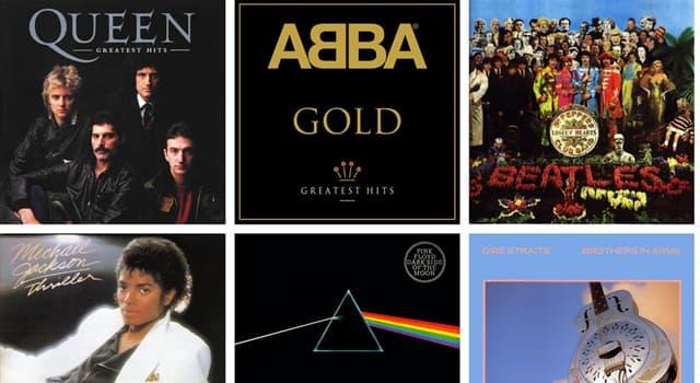 """Kultur Wissensfrage: Wie viele Singles aus dem Album """"Thriller"""" erreichten die Billboard Hot 100 Charts?"""