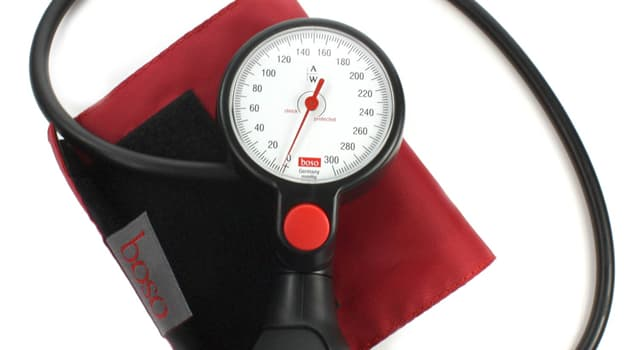 Wissenschaft Wissensfrage: Was misst ein Sphygmomanometer?