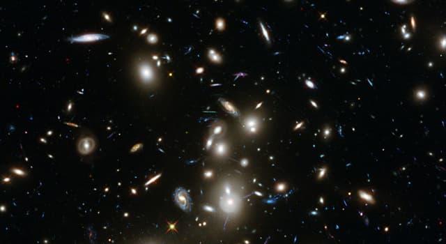 nauka Pytanie-Ciekawostka: Co zostało stworzone poprzez Wielki Wybuch?
