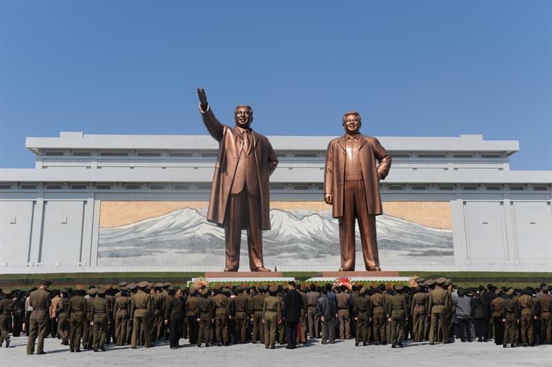 Geografia Pytanie-Ciekawostka: Co jest stolicą Korei Północnej?