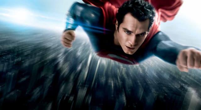 Культура Запитання-цікавинка: На якій планеті з'явився на світло супермен?