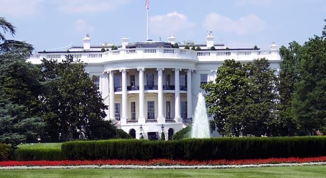 Gesellschaft Wissensfrage: Wie ist die Adresse des Weißen Hauses?