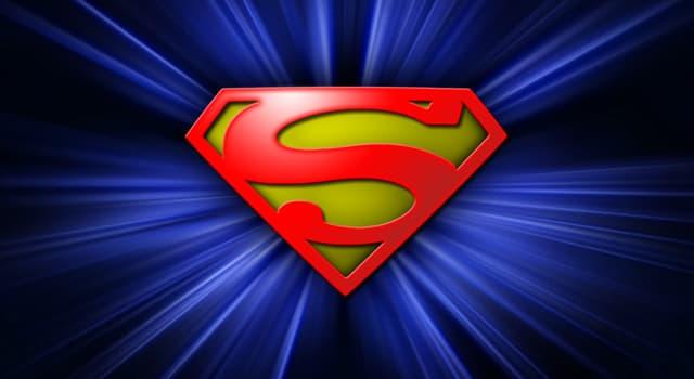nauka Pytanie-Ciekawostka: Przez jaką substancję nie może przejrzeć fikcyjny superbohater Superman?