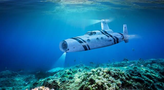historia Pytanie-Ciekawostka: Jaka była pierwsza na świecie łódź podwodna dla pasażerów?