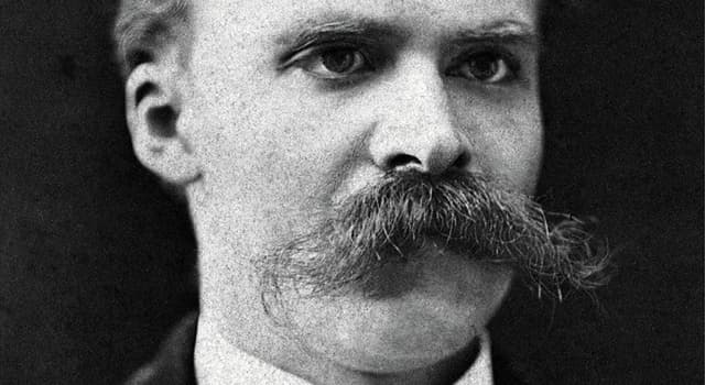 Geschichte Wissensfrage: Wo wurde Friedrich Nietzsche geboren?