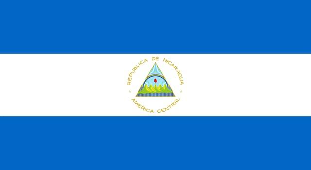 Geografia Pytanie-Ciekawostka: Które morze leży na wschód od Nikaragua?