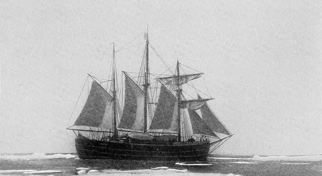 Geschichte Wissensfrage: Wer erreichte als erster Mensch den geographischen Südpol?