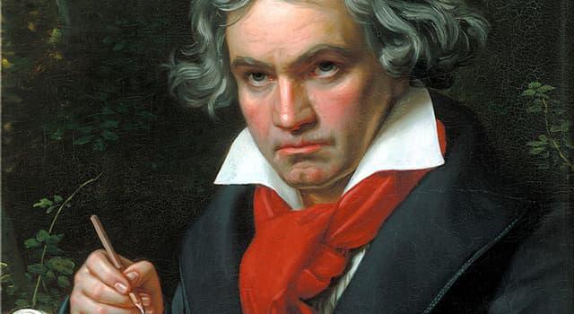 """Kultur Wissensfrage: Wer komponierte ein Musikstück namens """"Roll Over Beethoven""""?"""