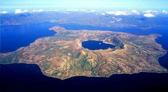 Geografía Pregunta Trivia: ¿A qué lago corresponde la imagen?