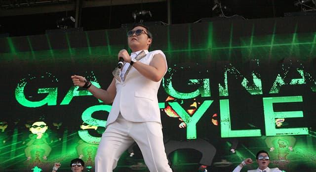 """Cultura Pregunta Trivia: ¿A qué hace referencia la canción interpretada por el cantante y rapero sur coreano PSY """"Gangman style""""?"""