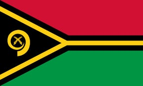 Geografía Pregunta Trivia: ¿A qué país pertenece la bandera mostrada?