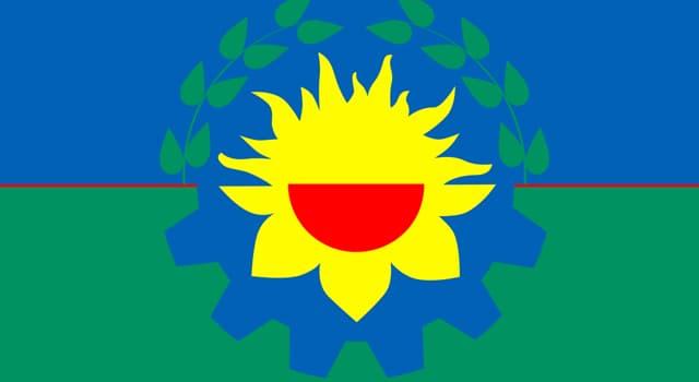 Historia Pregunta Trivia: ¿A qué provincia de la República Argentina pertenece esta bandera?