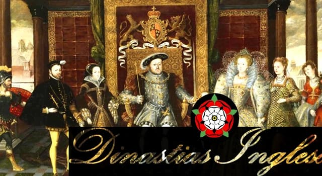 Historia Pregunta Trivia: ¿ A qué dinastía perteneció el rey Enrique VIII de Inglaterra?