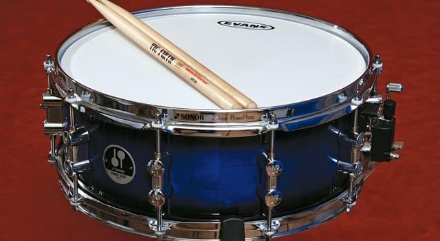 Cultura Pregunta Trivia: ¿Cómo se llama el más grande de los tambores empleados por las orquestas sinfónicas?