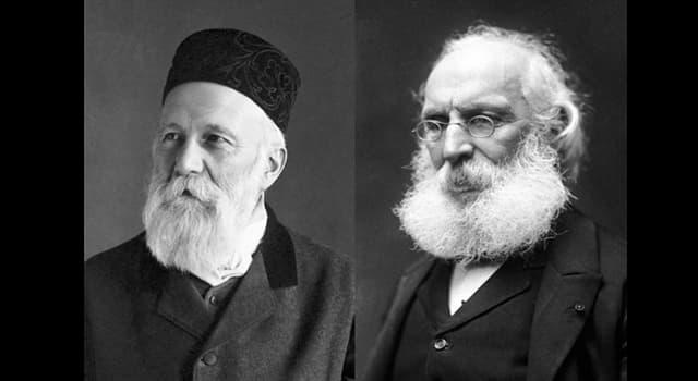Historia Pregunta Trivia: ¿Quiénes fueron los primeros ganadores del premio Nóbel de la Paz?