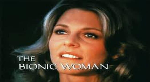 Películas Pregunta Trivia: ¿Cuál era el nombre de Lindsay Wagner en la serie:  La Mujer Biónica?