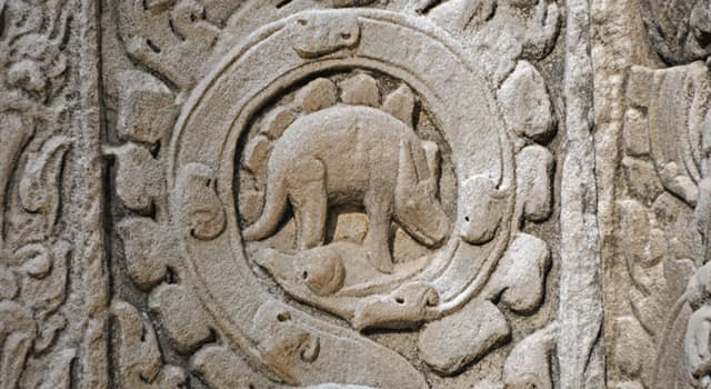 Cultura Pregunta Trivia: ¿Cuál es el nombre de la figura tallada de la imagen?