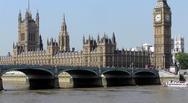 Geografía Pregunta Trivia: ¿Cuál es el nombre del río que pasa por el Oxford y Londres?