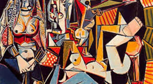 Cultura Pregunta Trivia: ¿Cuál es el título de la serie de obras de Picasso que incluye la mostrada en la imagen?