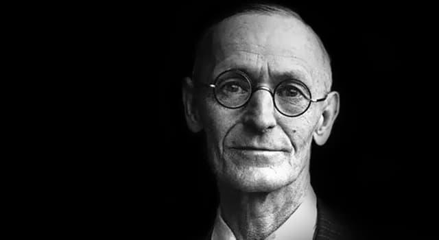 Cultura Pregunta Trivia: ¿Cuál fue la última novela publicada por Herman Hesse?