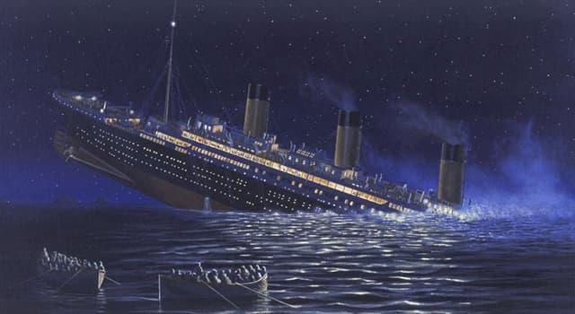 Sociedad Pregunta Trivia: ¿Cuántas mujeres había en las mil quinientas víctimas del Titanic?