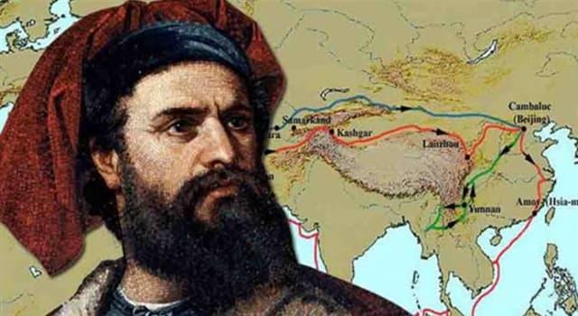 Historia Pregunta Trivia: ¿Dónde nació el mercader y viajero Marco Polo?
