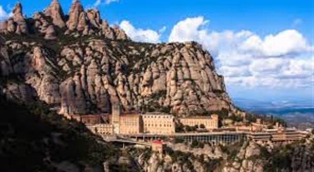 """Geografía Pregunta Trivia: ¿Dónde se encuentra el """"Monasterio de Montserrat""""?"""