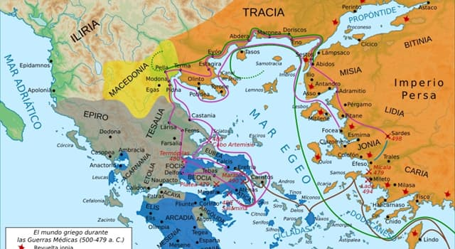 Historia Pregunta Trivia: ¿En qué país actual se encontraron los restos de la famosa ciudad de Troya?