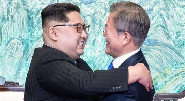 Historia Pregunta Trivia: ¿En qué año se firmó la paz entre los participantes de la Guerra de Corea?