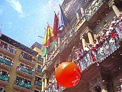 Sociedad Pregunta Trivia: ¿En qué ciudad española se celebran los «sanfermines»?